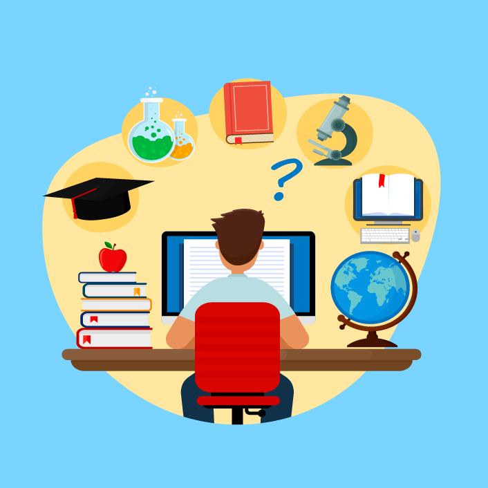 Les problématiques associées à l'e-learning